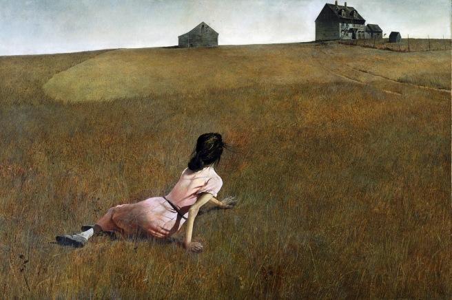 zzz Christinas World Andrew Wyeth large image